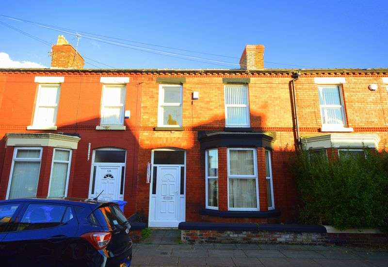 3 Bedrooms Terraced House for sale in Cranborne Road, Wavertree
