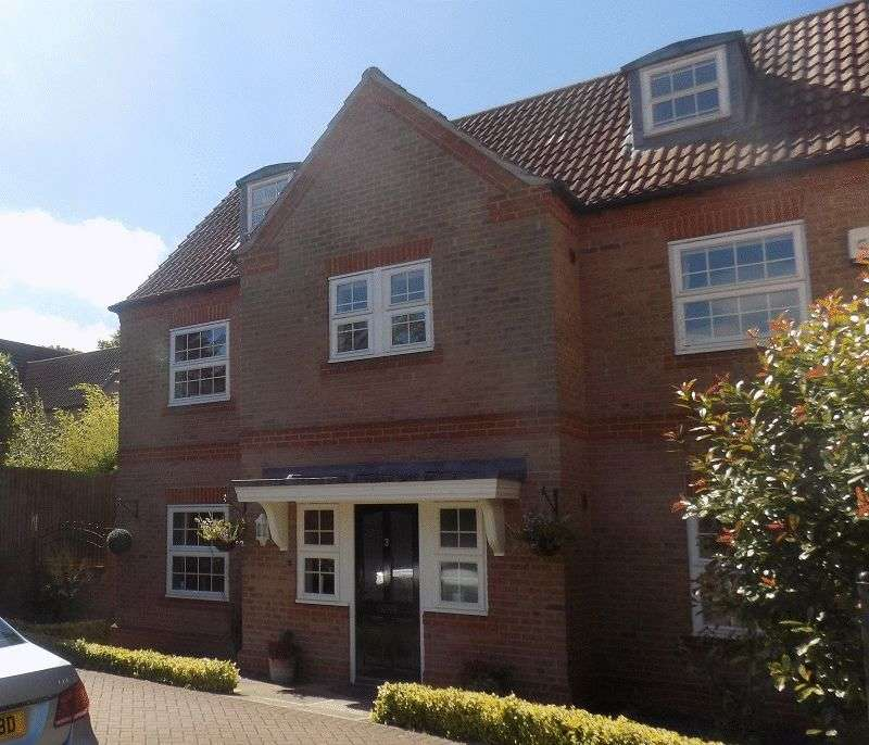 5 Bedrooms Detached House for sale in Dingle Court, Ranskill