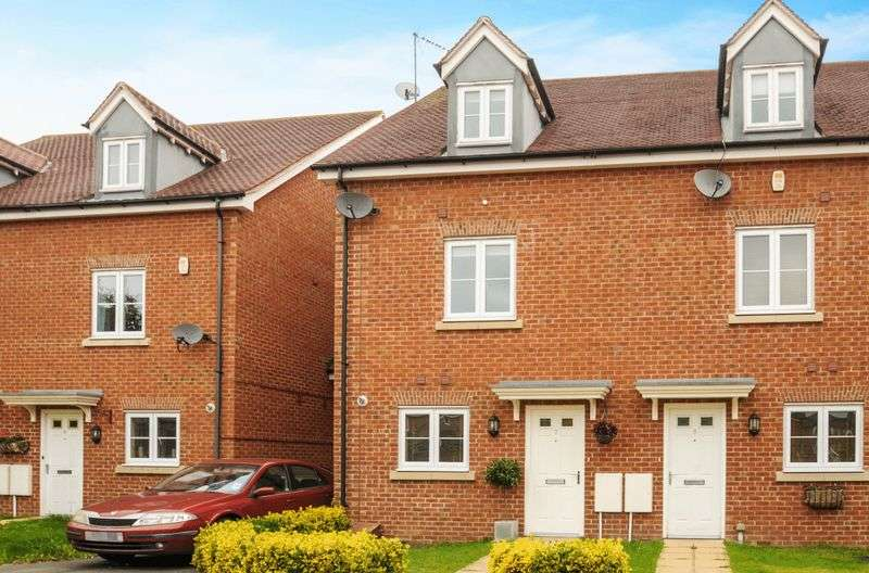 4 Bedrooms Terraced House for sale in Northcourt Mews, Abingdon