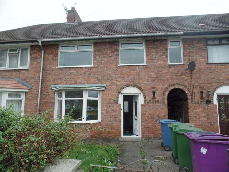 3 Bedrooms House for sale in 32 Parthenon Drive, Liverpool - For Sale by Auction 26th October 2016