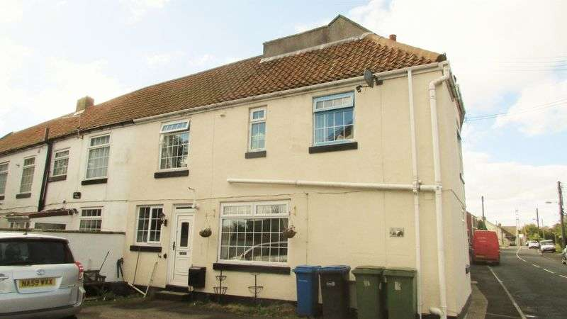2 Bedrooms Terraced House for sale in Spencers Buildings, Hartlepool