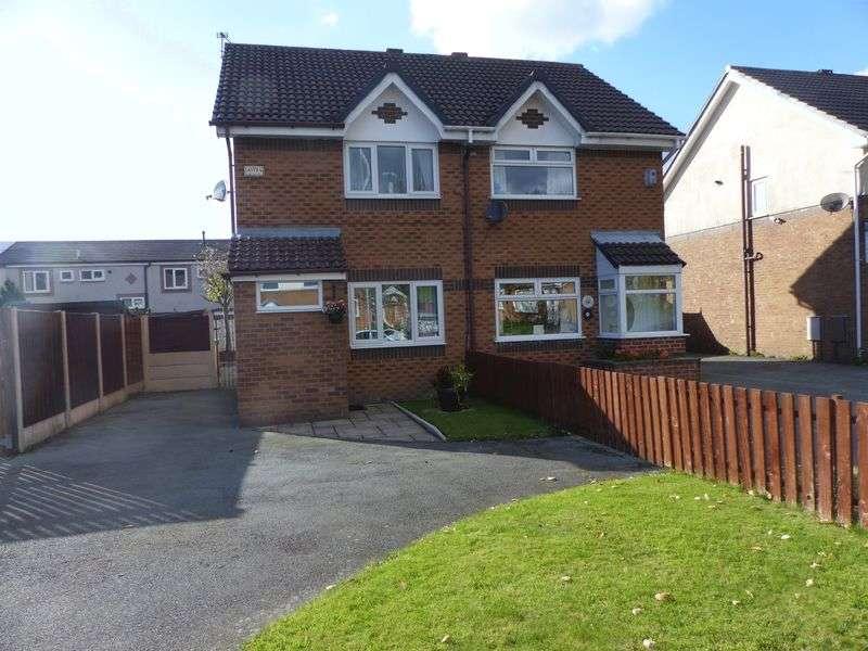 2 Bedrooms Semi Detached House for sale in Wilkes Street, Moorside