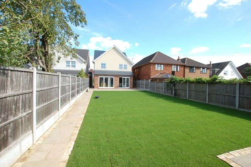 5 Bedrooms Detached House for sale in Bulphan Village