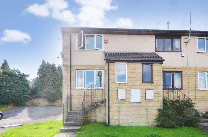 2 Bedrooms Semi Detached House for sale in Astral View, Bradford, BD6 3AL