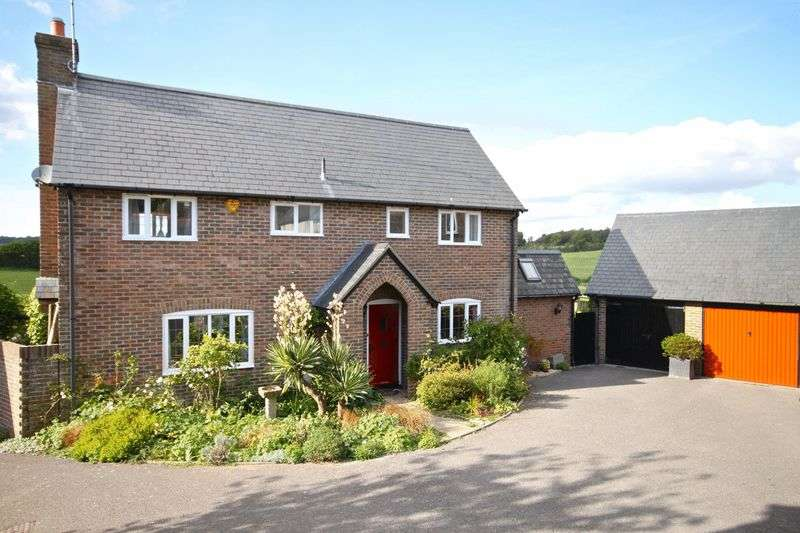 3 Bedrooms Detached House for sale in West Knighton, DT2
