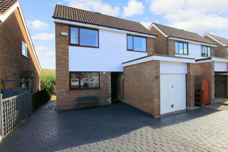 4 Bedrooms Detached House for sale in Parkway, High Peak SK22