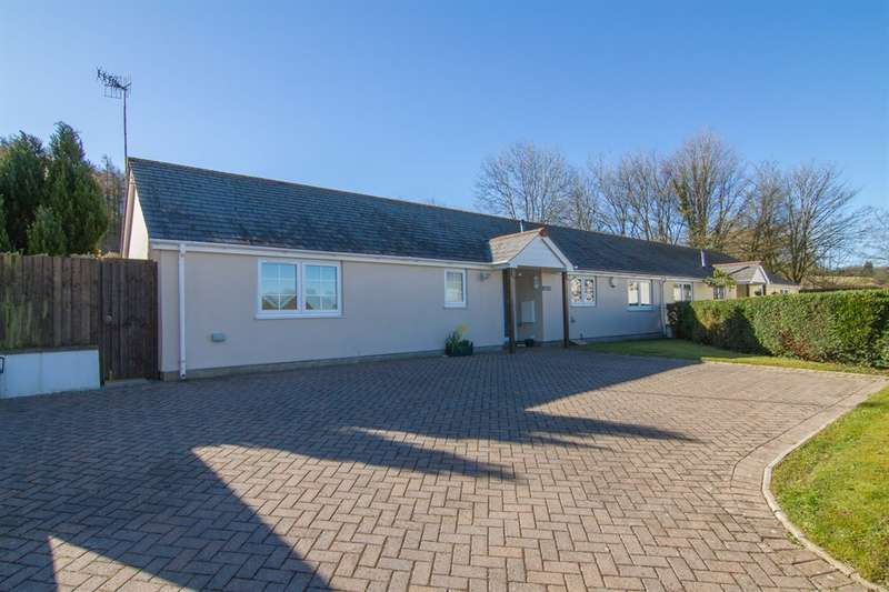 3 Bedrooms Semi Detached Bungalow for sale in Cwrt Griffin, Rudry, Caerphilly