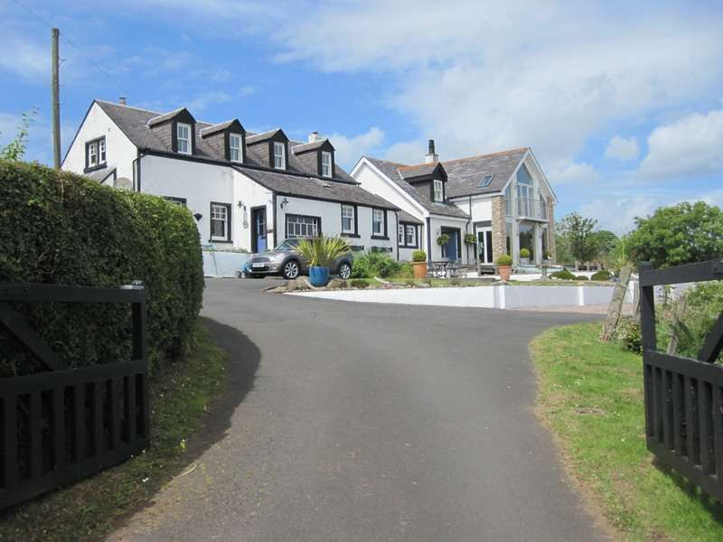 7 Bedrooms Detached House for sale in Whiting Bay, Isle of Arran, Ayrshire, KA27