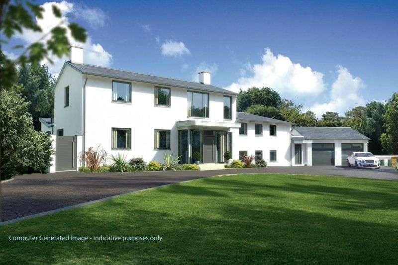 5 Bedrooms Detached House for sale in Temple Gardens, Moor Park, Hertfordshire