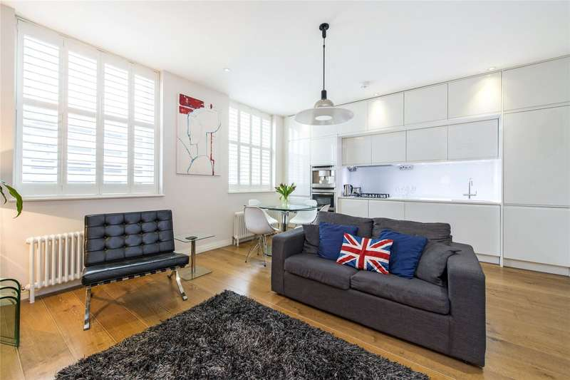 2 Bedrooms Flat for sale in Drury Lane, Covent Garden, London, WC2B