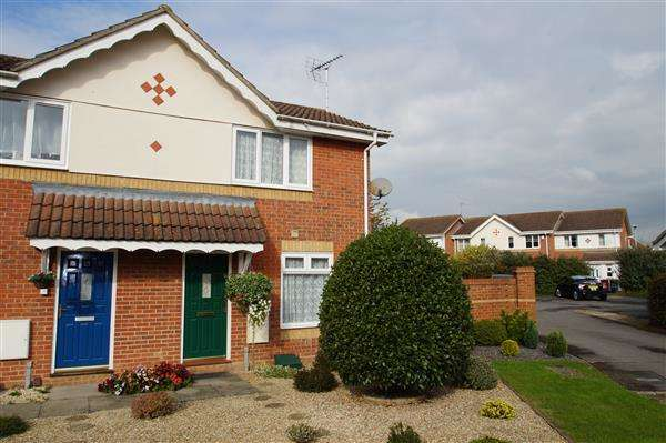 1 Bedroom Semi Detached House for sale in Nicholas Gardens, Cippenham