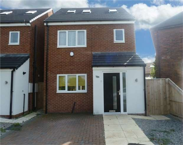3 Bedrooms Detached House for sale in Valley View, Jarrow, Tyne and Wear