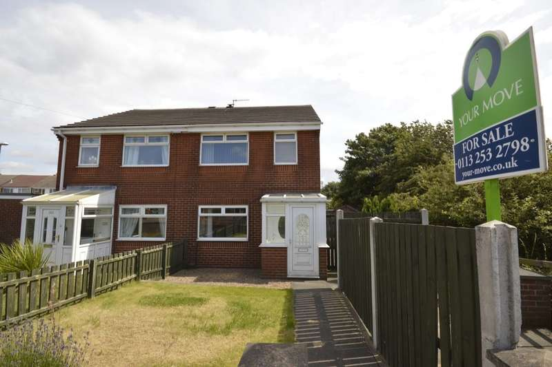 3 Bedrooms Semi Detached House for sale in Scotchman Lane, LEEDS, LS27