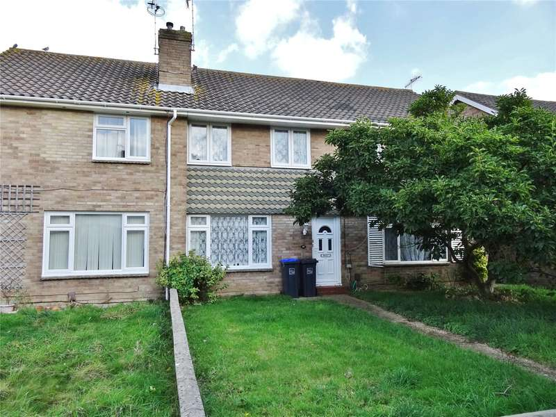 3 Bedrooms Terraced House for sale in Stonehurst Road, Tarring, Worthing, BN13