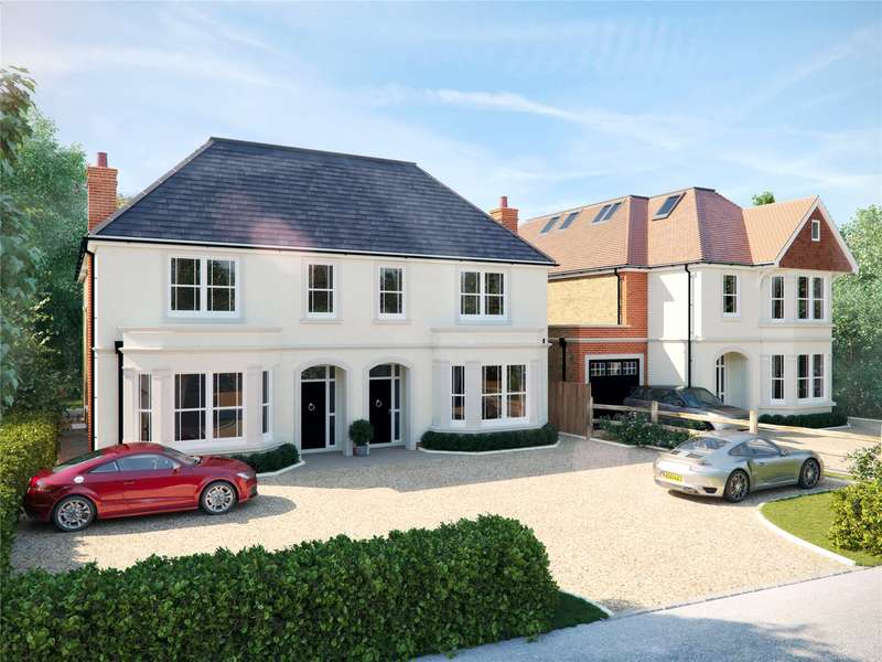 5 Bedrooms Semi Detached House for sale in Albany Villas, Ember Lane, Esher, Surrey, KT10