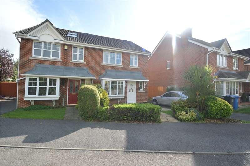 3 Bedrooms Semi Detached House for sale in Heynes Green, Maidenhead, Berkshire, SL6