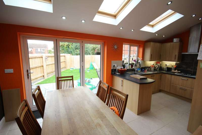 3 Bedrooms Detached House for sale in Sewell Close, Aylesbury