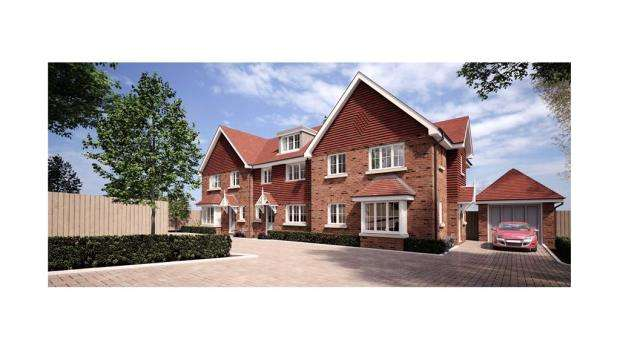 4 Bedrooms Terraced House for sale in Fernbank Road, Ascot, Berkshire