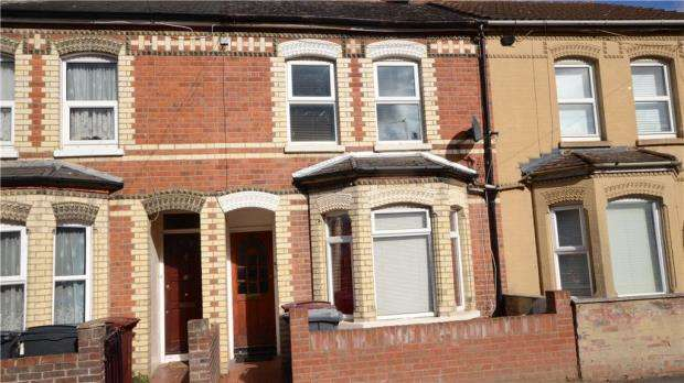 3 Bedrooms Terraced House for sale in Richmond Road, Reading, Berkshire