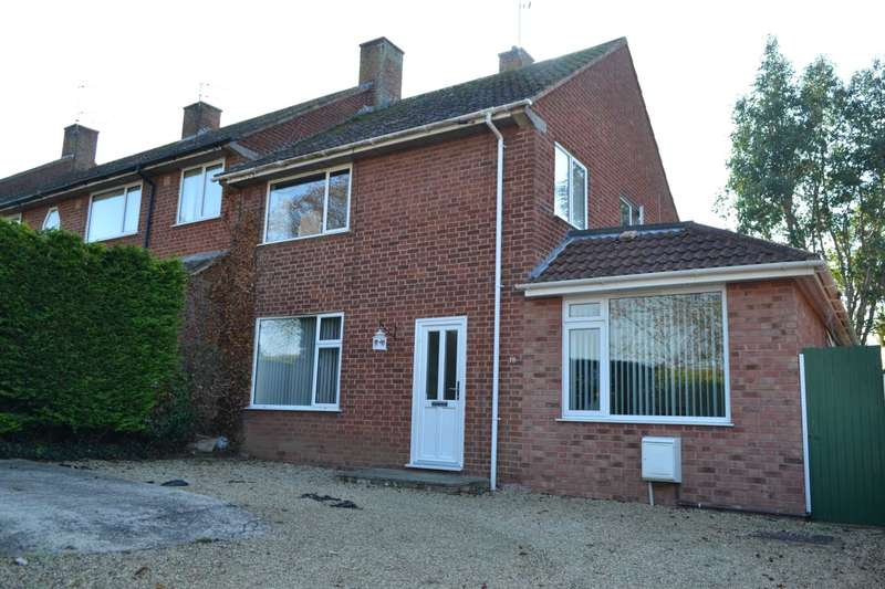 4 Bedrooms End Of Terrace House for sale in Moorfield Road, Exmouth