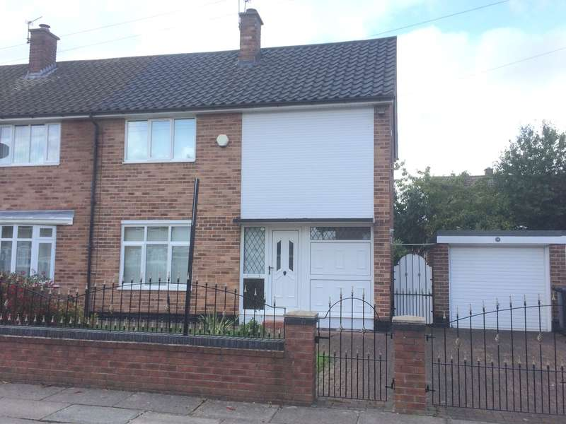 3 Bedrooms Semi Detached House for sale in Camborne Avenue, Liverpool, L25 9PG