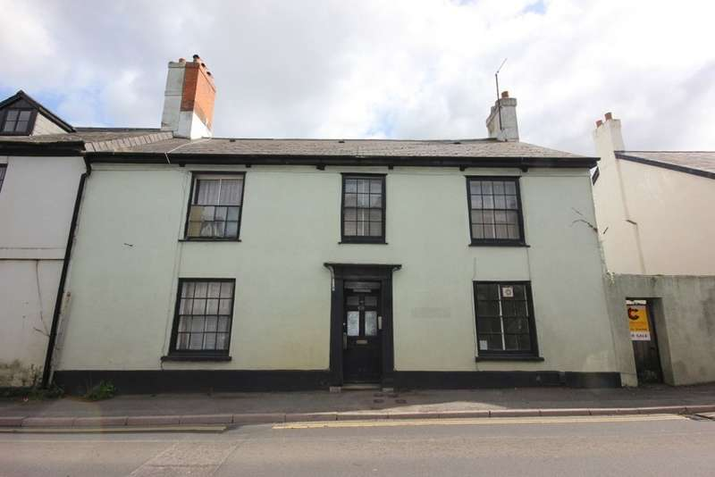 1 Bedroom Ground Flat for sale in Wolborough Street, Newton Abbot