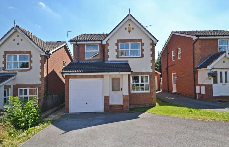 3 Bedrooms Detached House for sale in Millers Croft, Royston