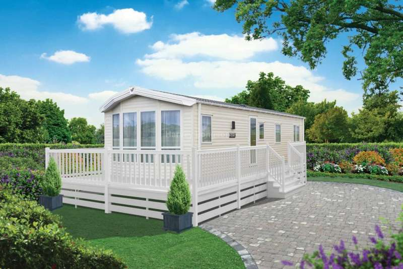 3 Bedrooms Caravan Mobile Home for sale in St Osyth Beach Holiday Park, Beach Road, St Osyth, Clacton-On-Sea