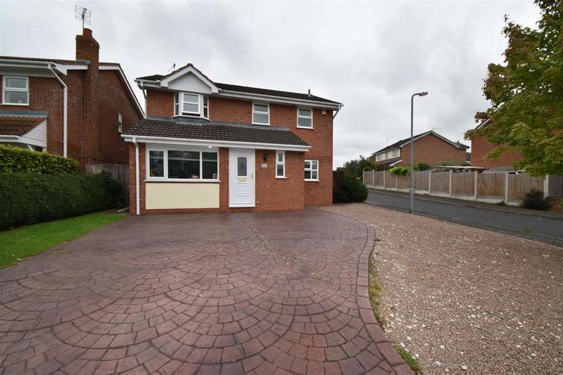 3 Bedrooms Property for sale in Grosvenor Way, Droitwich Spa
