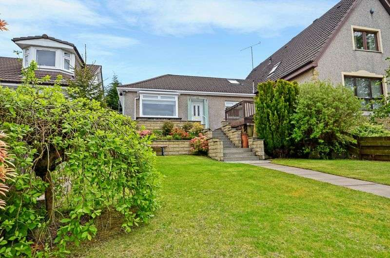 2 Bedrooms Semi Detached House for sale in Anton Crescent, Kilsyth