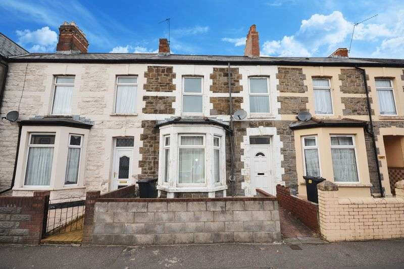3 Bedrooms Terraced House for sale in Broadway, Roath, Cardiff