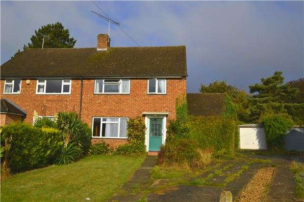 3 Bedrooms Semi Detached House for sale in Northdown Road, Kemsing, SEVENOAKS, Kent, TN15 6SD