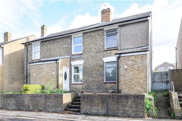 2 Bedrooms Terraced House for sale in Lower Road, ORPINGTON, Kent, BR5
