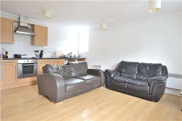 2 Bedrooms Flat for sale in Bayswater House, Harescombe Drive, GLOUCESTER, GL1 3LE