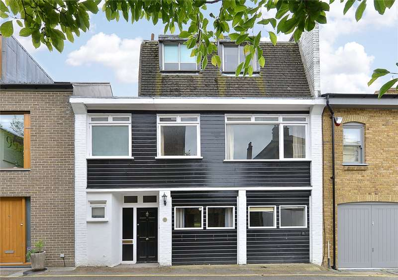 5 Bedrooms Mews House for sale in Boyne Terrace Mews, Holland Park, London, W11
