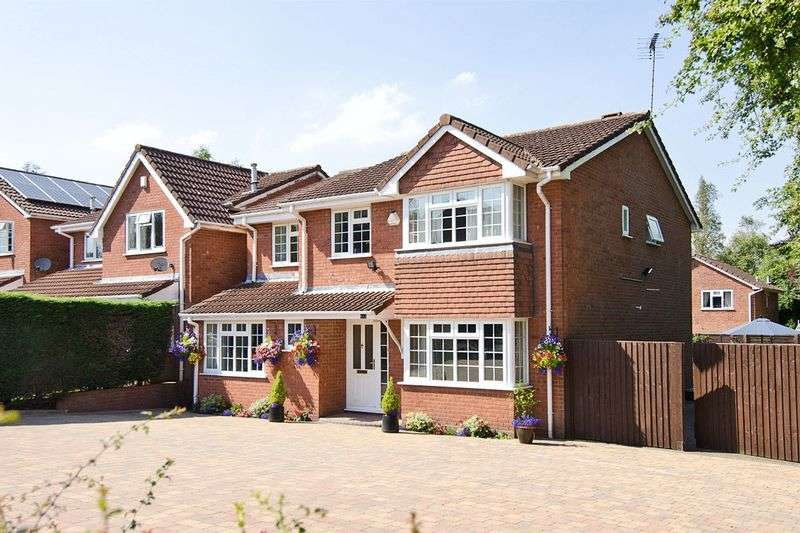 5 Bedrooms Detached House for sale in Littleworth Road, Rawnsley, Cannock