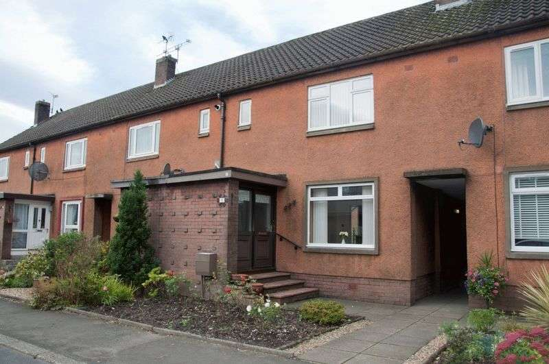 2 Bedrooms Terraced House for sale in Parkgate, Alva