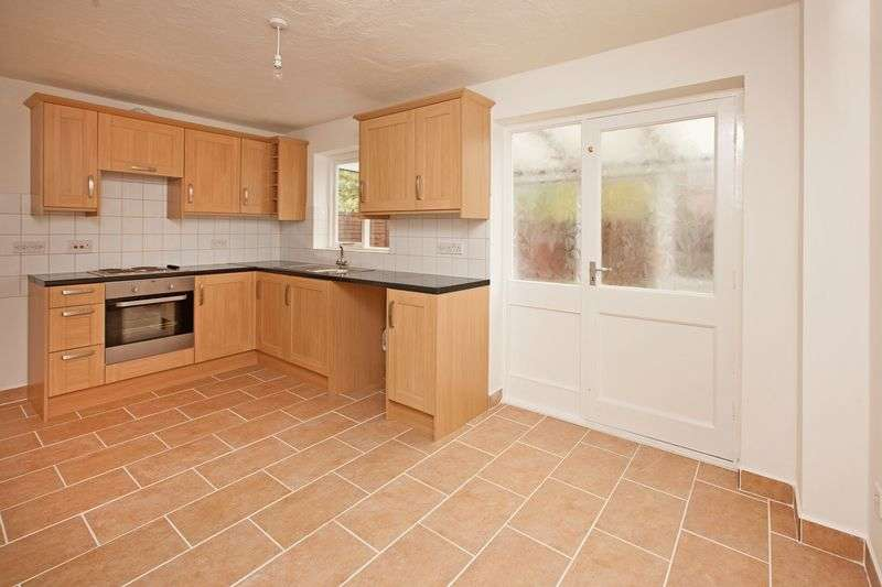 3 Bedrooms Semi Detached House for sale in Rowan Close