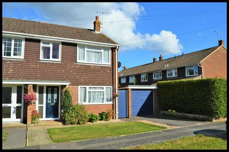 3 Bedrooms Terraced House for sale in Testbourne Close, Totton