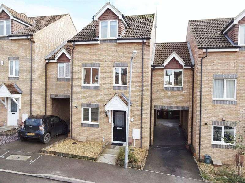 4 Bedrooms Semi Detached House for sale in Worcester Close, Oakley Vale, Corby