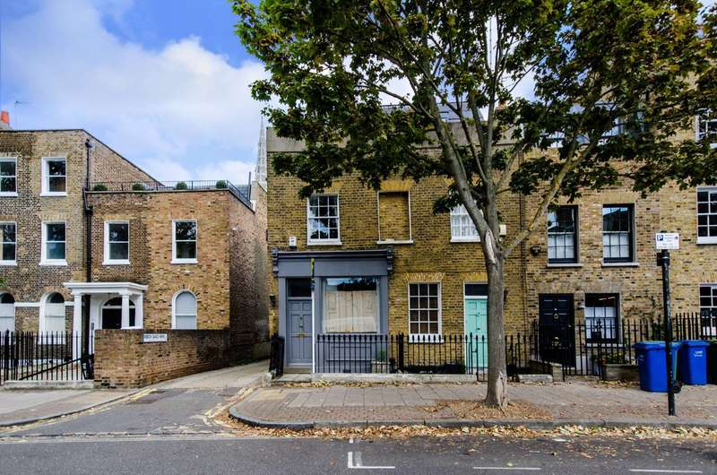 3 Bedrooms House for sale in Camberwell Grove, Camberwell, SE5