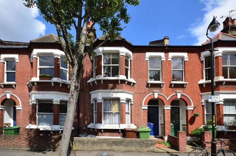 2 Bedrooms Flat for sale in Kinsale Road, Peckham Rye, SE15