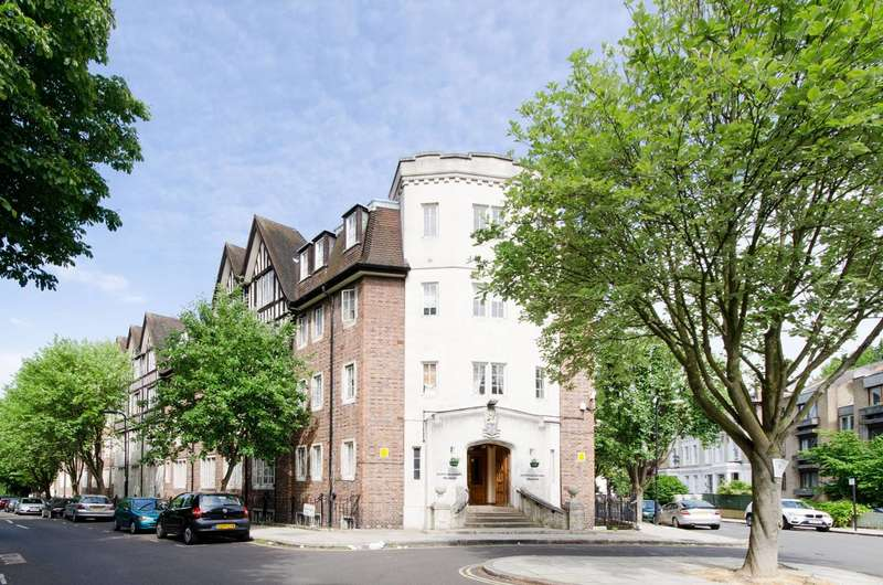 2 Bedrooms Flat for sale in Mortimer Crescent, Kilburn, NW6