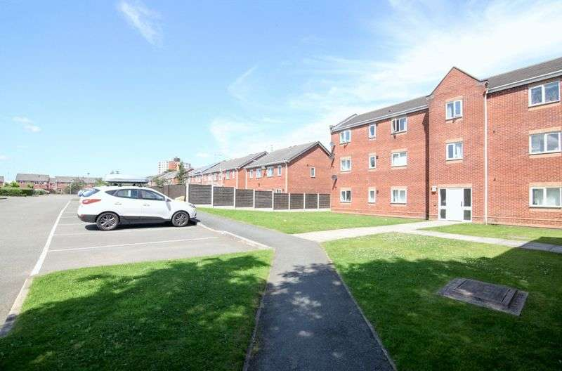 2 Bedrooms Flat for sale in Elizabeth Street, Manchester