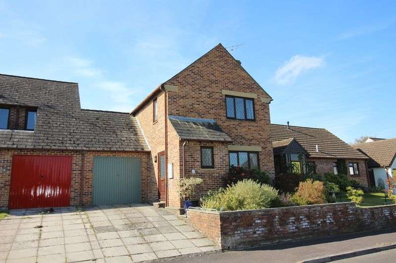 2 Bedrooms Detached House for sale in Gulway Mead, Tatworth