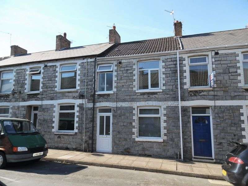 3 Bedrooms Terraced House for sale in Cheltenham Terrace Bridgend CF31 3AH