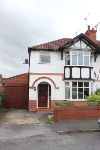 3 Bedrooms Semi Detached House for sale in Sheldon avenue, Chester, Cheshire, CH3