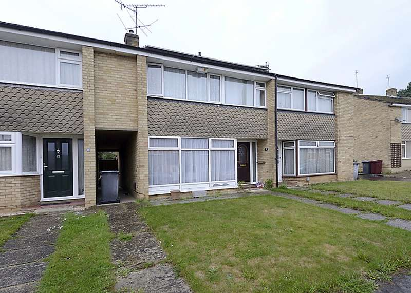 3 Bedrooms Terraced House for sale in Shepley Drive, Reading, Berkshire, RG30