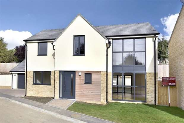 4 Bedrooms Detached House for sale in 'The Cedars', Rodden Road, Frome