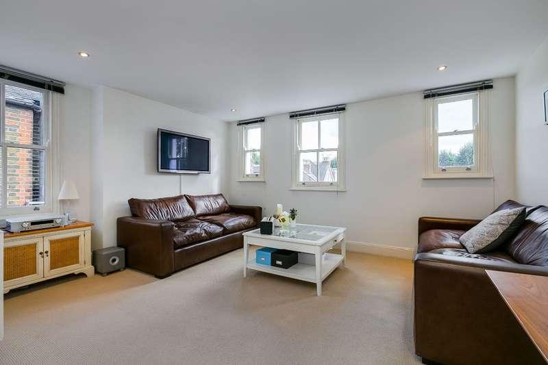 2 Bedrooms Flat for sale in Richmond Road, Twickenham